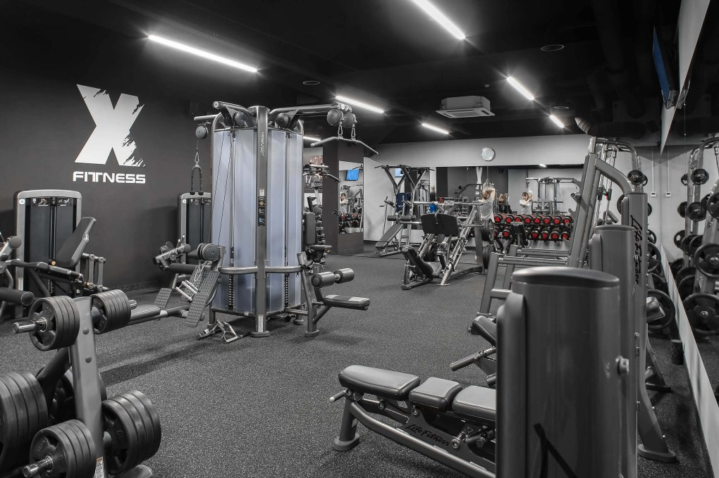X-fitness club