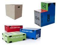 Plyo dėžės