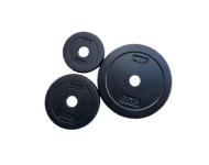Svoriniai diskai 30 mm