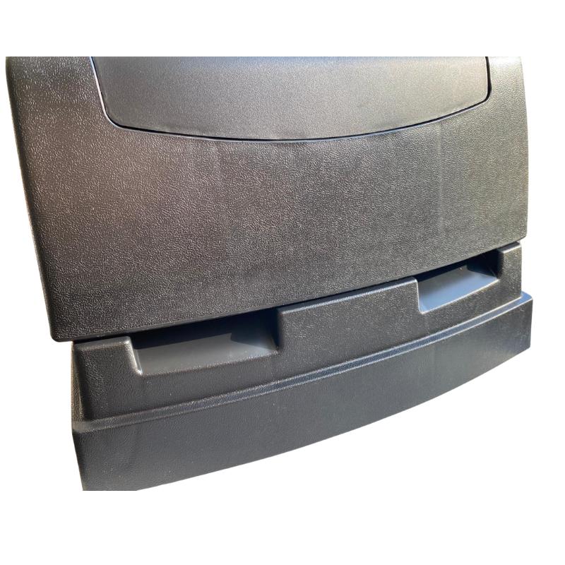 Fitstore Step, 100 cm x 35 cm, adjustable height: 15 cm, 20 cm, 25 cm, non-slip surface
