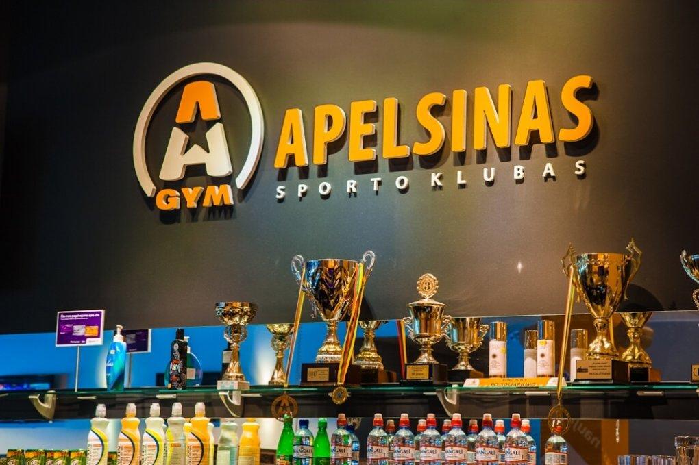 Fitness club Apelsinas Gym